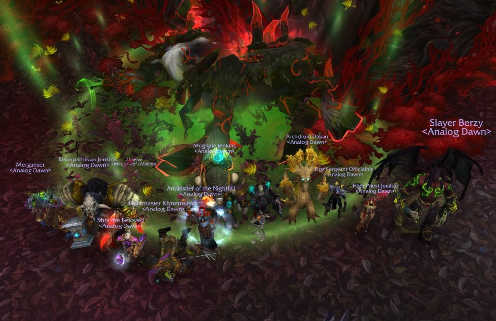 Cenarius Kill 10.08.16