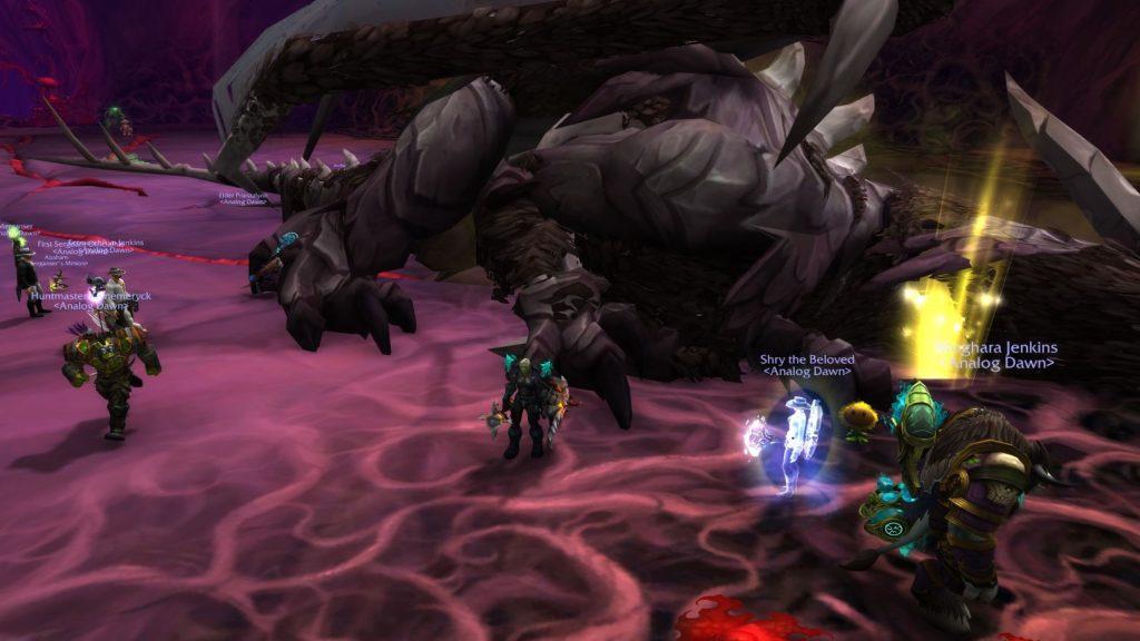 Nythendra Killed 10.07.16